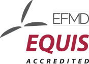 We are EQUIS accredited