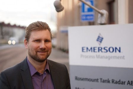 Peter Lagerlöf, Director Process Radar, Rosemount Tank Radar, Emerson Process Management, explains the benefits of nominating employees to an Executive MBA programme.
