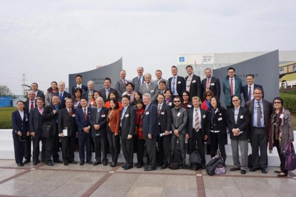 Executive MBA alumni trip 2012. Part 2: Changsha, China
