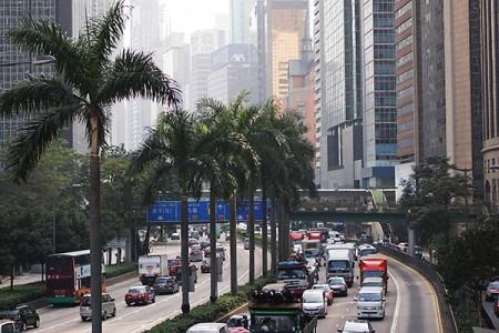 Hong Kong, Gloucester Street
