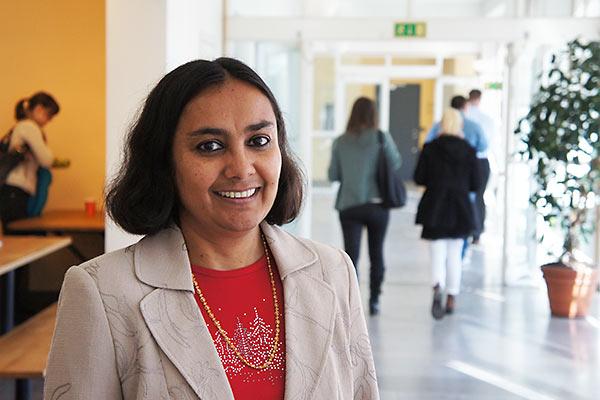 Professor Sudha Ram