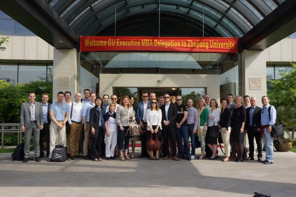 Executive MBA 2012: China Module