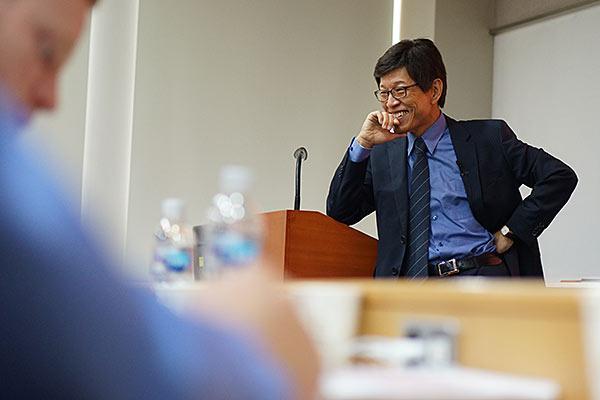 Prof. Dae Ryun Chang