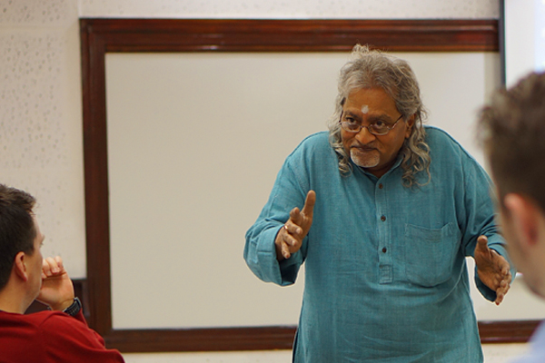 Professor Ramnath Narayanswamy of IIMB.