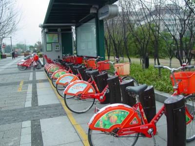 Service_bicyclette_hangzhou_zhongguo