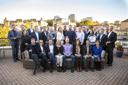 Executive MBA 2016-2018