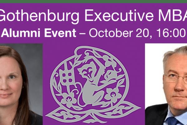 Executive MBA Alumni Event – Managing Global Talent