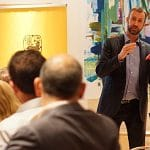 Executive MBA Alumni Event on West Sweden's future development