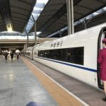 Chinese railway network and expansion – a prerequisite for growth?