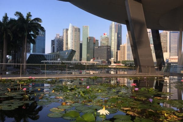 Driving Growth in Turbulent Times – Aalto Executive Summit in Singapore