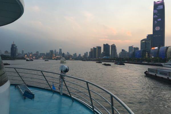 Executive MBA visit to China